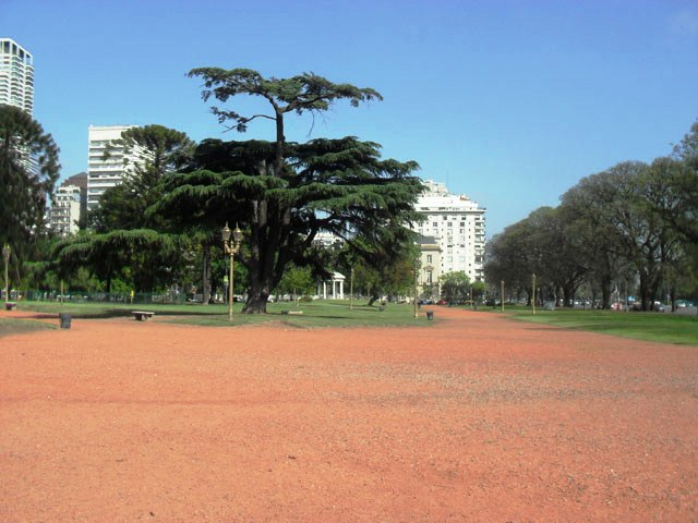 Plaza Int. Francisco Seeber
